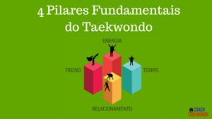 4 pilares fundamentais da alta performance no Taekwondo