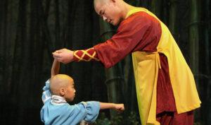 Papel do professor de artes marciais