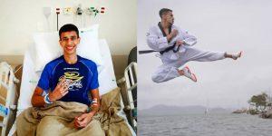 Após superar o câncer três vezes Ex-Atleta de Taekwondo se dedica a projeto e palestras