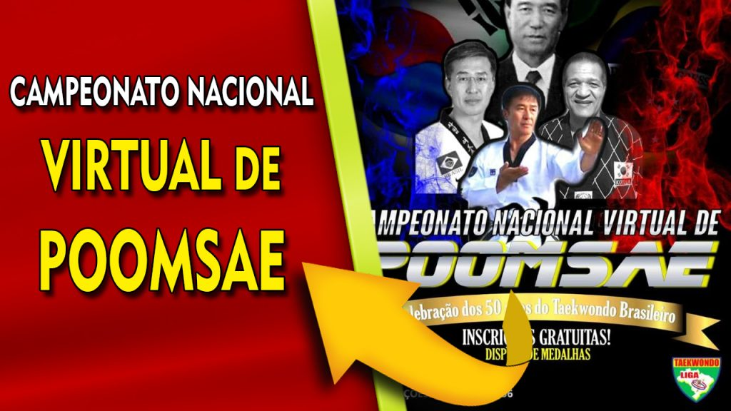 Campeonato Nacional Virtual de Poomsae