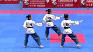 poomsae taekwondo