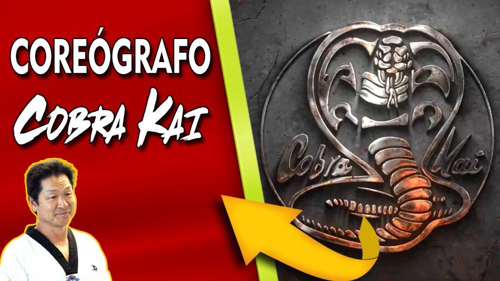 Quem é o Mestre Simon Rhee Coreografo de Cobra Kai
