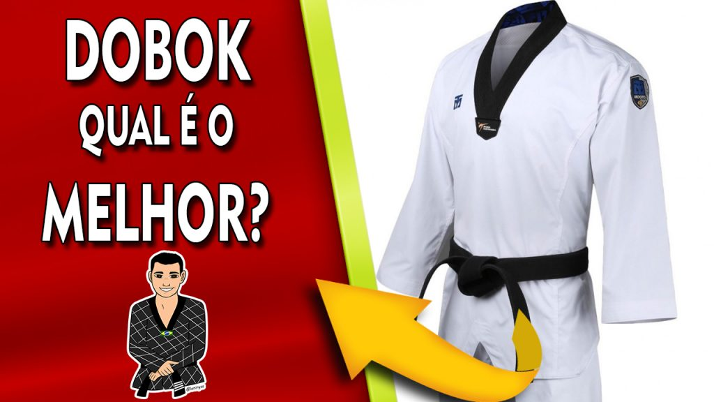 Qual é a melhor marca de Dobok de Taekwondo