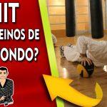 Treinamento de intervalo de alta intensidade e o Taekwondo