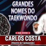Mestre Carlos Costa Impressiona na quantidade de títulos no Taekwono