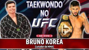 Bruno Korea Taekwondo
