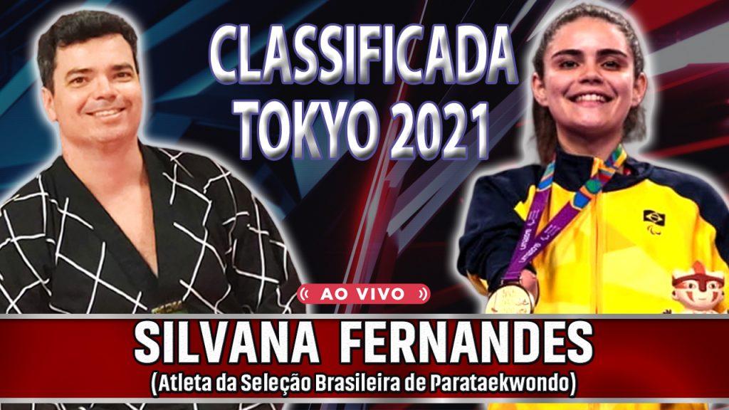 Silvana Fernandes paratekwondo