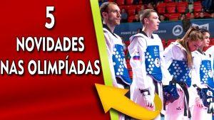 As 5 novidades que a WT anuncia para o Taekwondo nas Olimpíadas