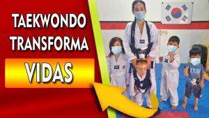 Taekwondo é uma arte marcial que transforma vidas e nos ensina que não há limites