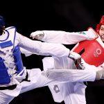 Milena Titoneli é derrotada e fica fora do pódio no taekwondo