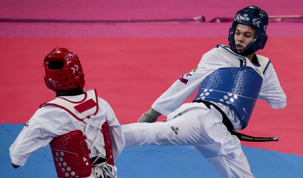 Taekwondo Paralimpico