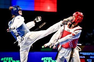 Regras Taekwondo