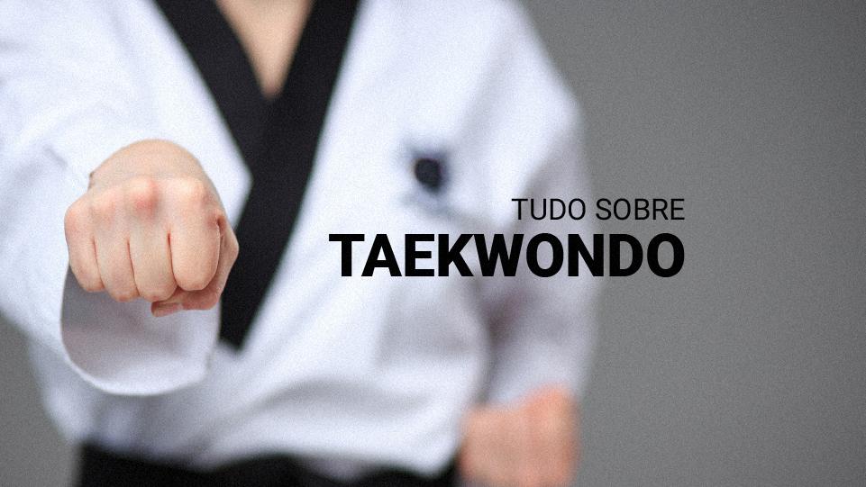 livros de taekwondo