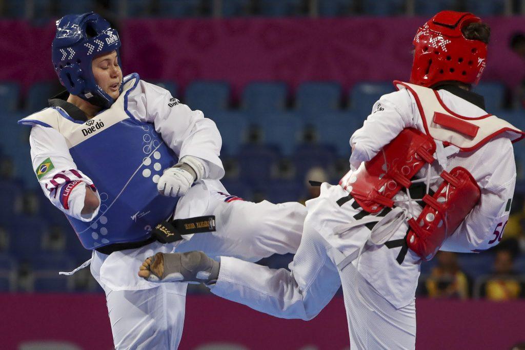 Débora Menezes Parataekwondo