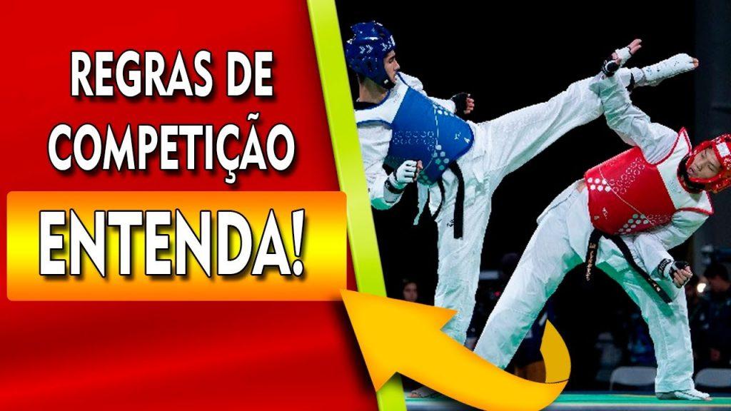 Quais são as Regras de Competição de Taekwondo